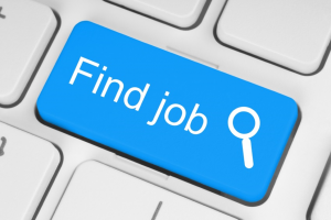 Find Job Keyboard Key