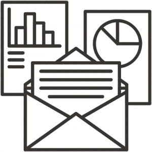 Reports and Newsletters graphic