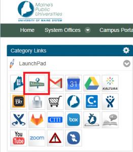 MyCampus Launchpad
