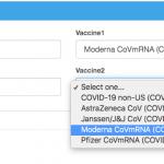 Enter Vaccine Dates