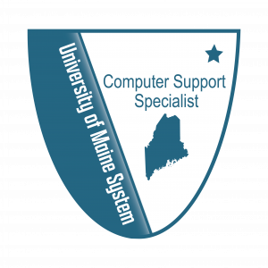Link to Computer Support Specialist Level 1 Badge (External Site)