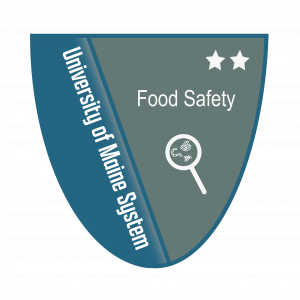 Link to Food Safety Level 2 Badge (External Site)
