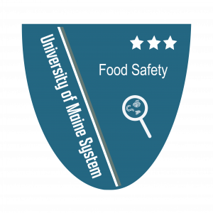Link to Food Safety Level 3 Badge (External Site)