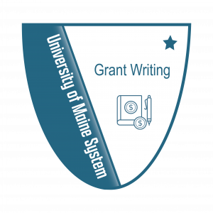 Link to Grant Writing Level 1 Badge (External Site)