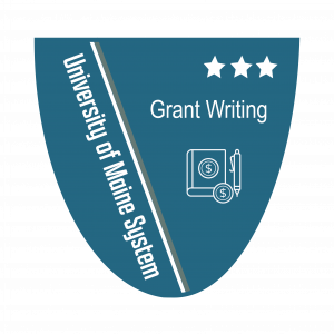 Link to Grant Writing Level 3 Badge (External Site)
