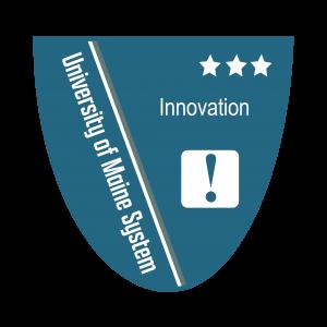 Link to Innovation Level 3 Badge (External Site)