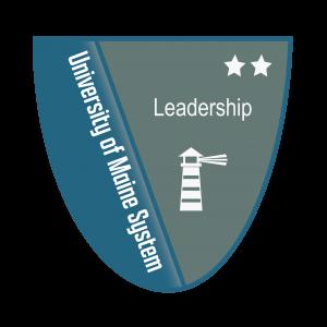 Link to Leadership Level 2 Badge (External Site)