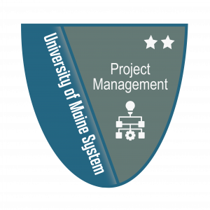 Link to Project Management Level 2 Badge (External Site)