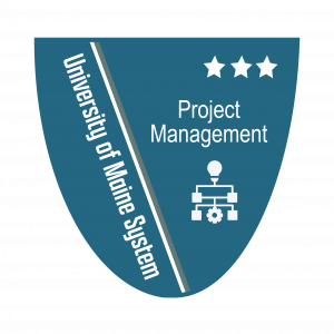 Link to Project Management Level 3 Badge (External Site)