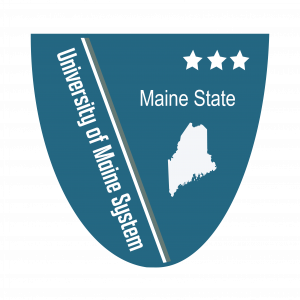 University of Maine System Maine State Level 3 Badge Example