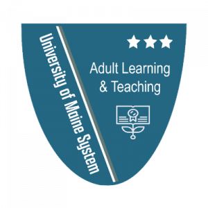 Link to Adult Learning and Teaching Level 3 Badge (External Site)