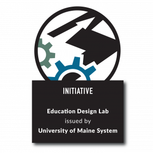 Initiative Badge from Education Design Lab