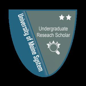 Link to Undergraduate Research Scholar Level 2 Badge (External Site)