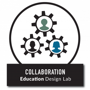 Collaboration Badge from Education Design Lab