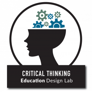 Critical Thinking Badge from Education Design Lab