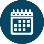link to academic calendars (found at bottom of linked page)