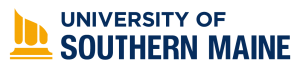 University of Southern Maine Logo - Link to zoom meeting for April 28, 2021 Lunch & Learn (External Site)
