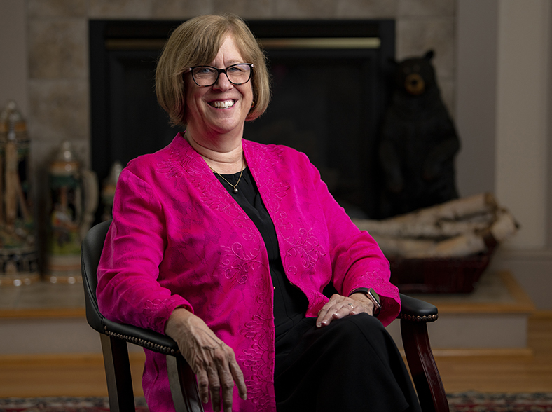 University of Maine President Ferrini-Mundy