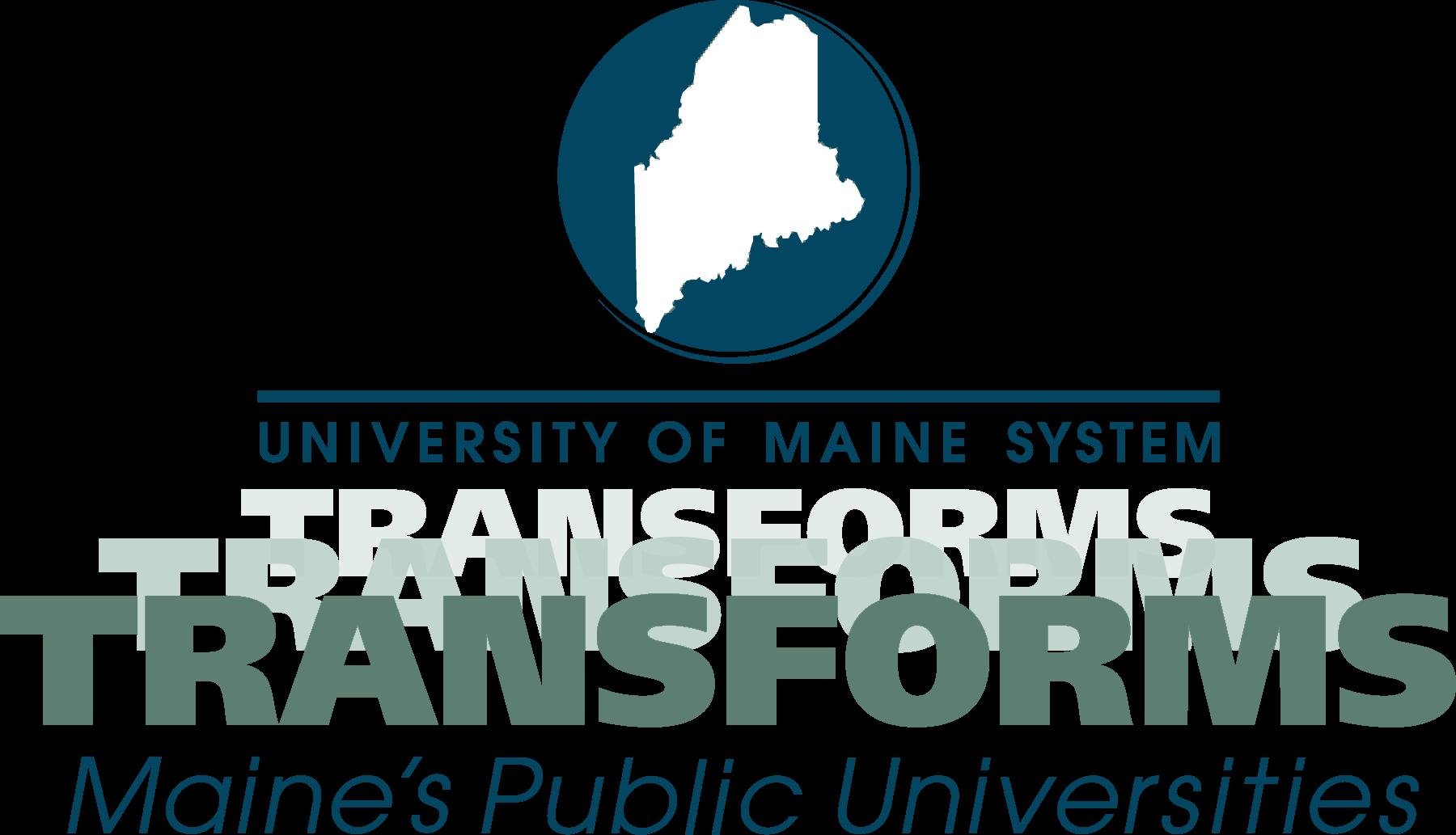 University of Maine System Transforms Logo
