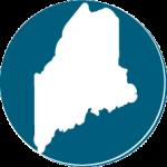 site logo:Maine