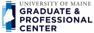 Logo for the University of Maine Graduate and Professional Center
